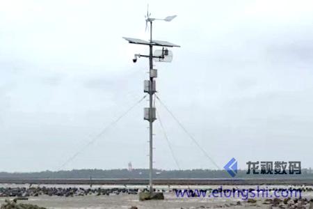 海岸线监控港口监控系统