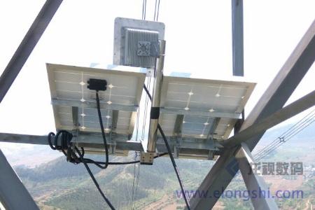 超高压输电变电线路在线监控检测系统