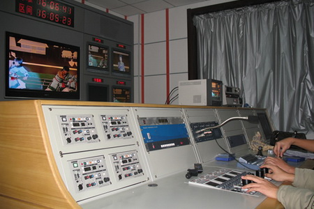 SDI高清无线视频直播设备应用于阿拉善盟额济纳旗电视台