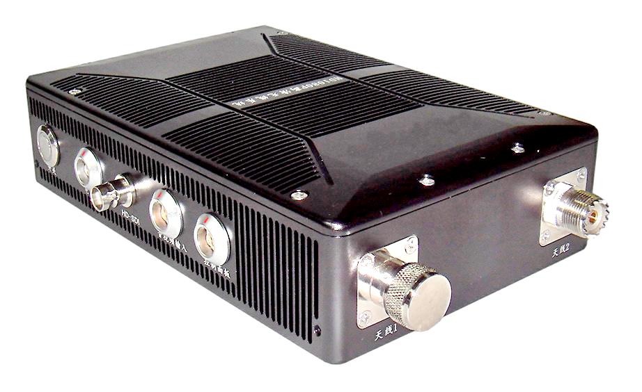 LS2000DB三防单兵高清无线图像传输系统发射机