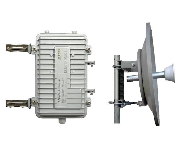 工业级远距离无线微波组网传输设备1-50公里