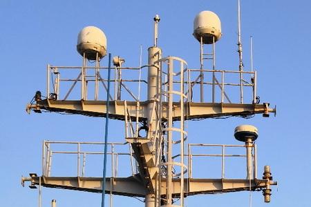 动中通微波设备在船载无线链路中的应用