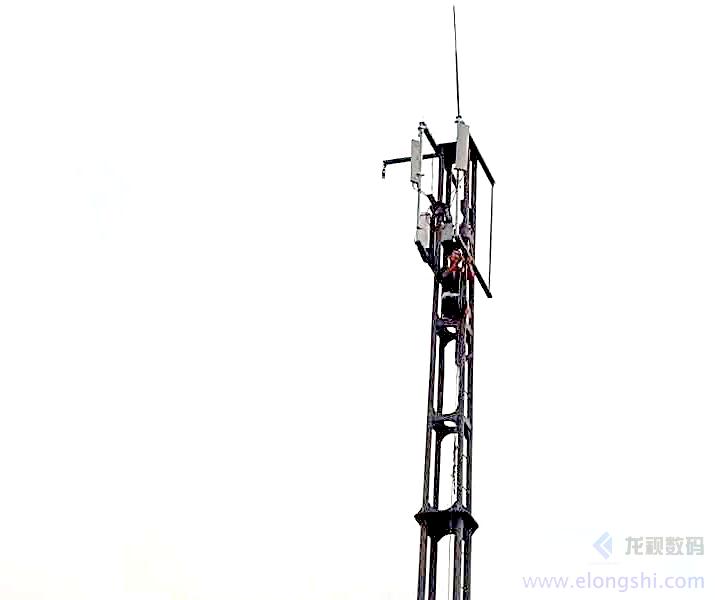动中通球形微波设备在船载无线链路中的应用-岸站端设备